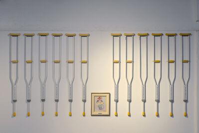 Santiago Villanueva, 'El apego es forjador de ilusiones, ', 2016