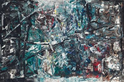 Jean-Paul Riopelle, 'St. Paul', 1966