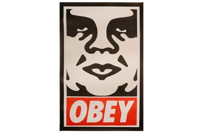 Shepard Fairey, 'Icon Poster - 2003 Edition', 2003