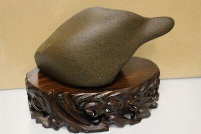 Ken Wong, 'Surveillance', ca. Natural stone