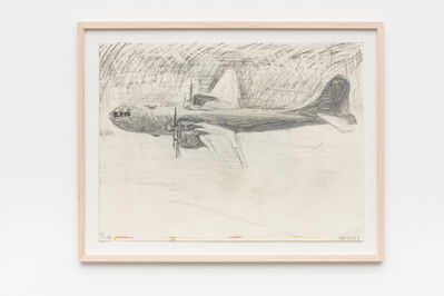 Sabine Moritz, 'Bomber', 2017