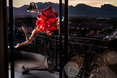 David Drebin, 'Love Hangover', 2020