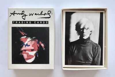 Andy Warhol, 'Trading Cards', 1995