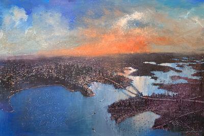 David Hinchliffe, 'Sydney Skies'