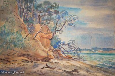 Horace Talmage Day, 'New River Palisade Cliffs, Eggleston, Virginia', 1948