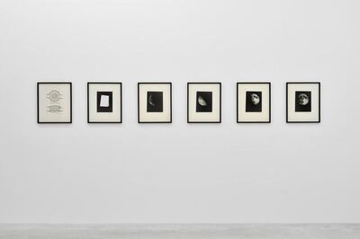 James Turrell, 'Image stone: Moon Side', 1999