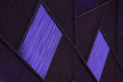Gulay Semercioglu, 'Purple Pieces (Detail)', 2017