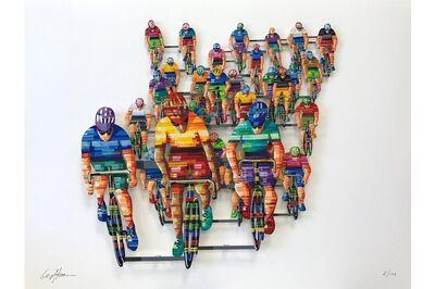David Gerstein, 'Tour De France - Frontal ', 2015