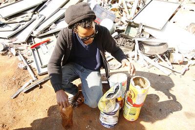 Thabo Pitso, 'Scrap for Cash', 2015