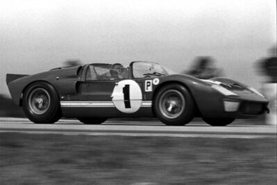 Al Satterwhite, 'Ken Miles / Sebring (Ford GT-X1)', 1966
