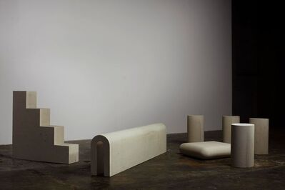 Max Lamb, 'Hawkesbury Sandstone Collection', 2010