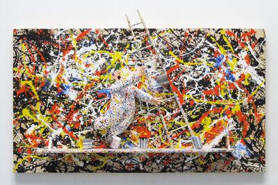 Stephen Hansen, 'Convergence (Pollock)', 2019