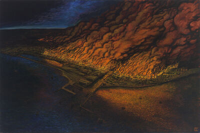 Eric Edward Esper, 'The Great Chicago Fire of 1871', 2013