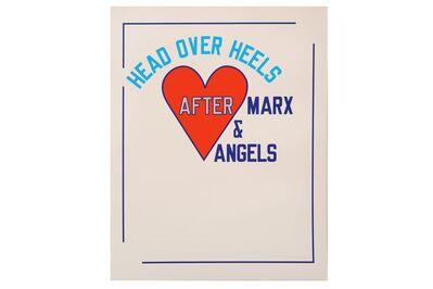 Lawrence Weiner, 'Head over Heels', 2010