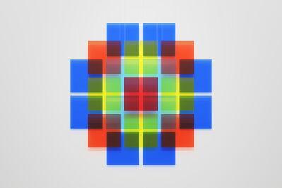 David Magan, 'Interferencia Cuadrangular I', 2015