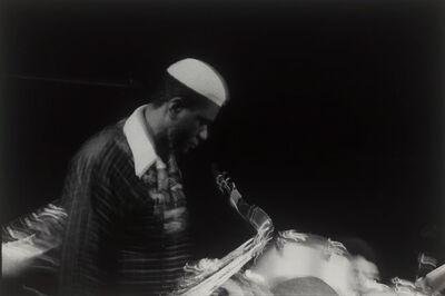Ming Smith, 'Pharaoh at the Bottom Line, New York City, NY', 1977