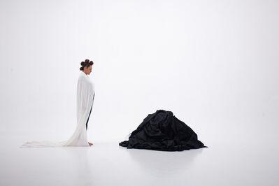 Grada Kilomba, 'Heroines, Birds and Monsters series, Creon Act I', 2020