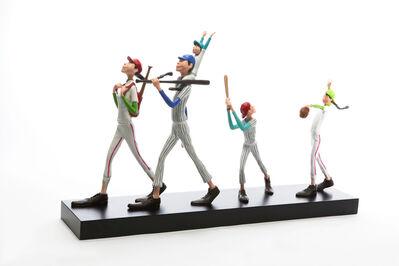 Kyoungmin KIM, 'Baseball Family', 2014