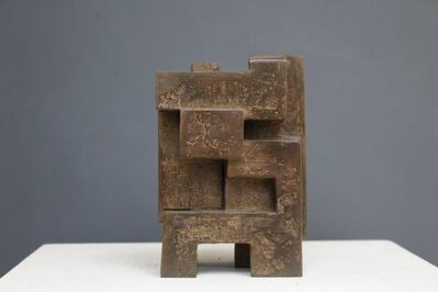 Delphine Brabant, 'Block III', 2014-2015