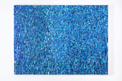 Katsumi Hayakawa, 'Blue Reflection', 2018