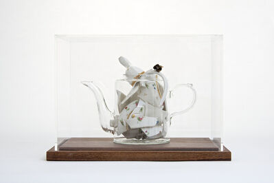 Bouke de Vries, 'Memory Vessel de Nyon', 2014