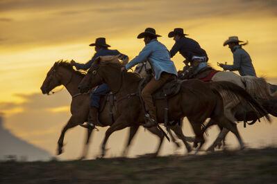 Jim Krantz, 'Epic Western #6'