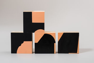 Carol Miller Frost, 'Architectural Elements', 2020