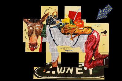 Naufal Abshar, 'The Hardworker Donkey', 2016