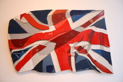 Diederick Kraaijeveld, 'Waving Flag II'