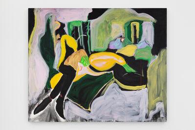Shagha Ariannia, 'a chair and a room and a window and a window and window and a window', 2020