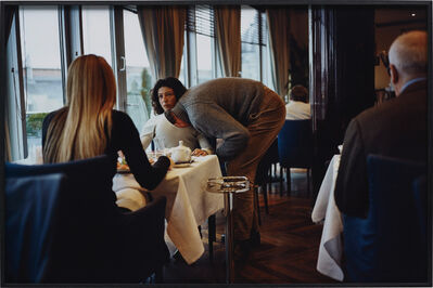 Erwin Wurm, 'Inspection (from Instructions on how to be politically incorrect)', 2003