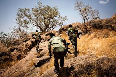 Dominic Nahr, 'Sudan, Undisclosed', 2012