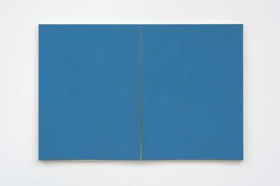 Martina Klein, 'Untitled (Blau Mittel)', 2009