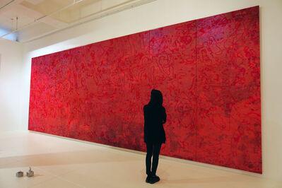 Eugene Lemay, 'Nights of Beruit, Red', 2014