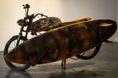 Andy Wauman, 'Treasure trash', 2014