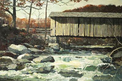 Eric Sloane, 'Maine Autumn', ca. 1960