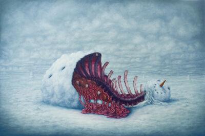 Bruno Pontiroli, 'Les beaux restes', 2013