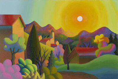 Salvo, 'Primavera', 2001