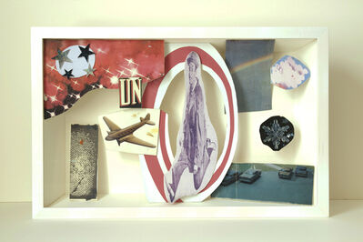 David Elliott, 'Study for Chutes', 2008