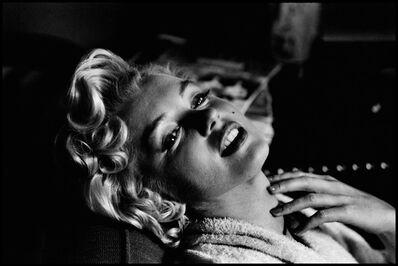Elliott Erwitt, 'New York. American actress Marilyn MONROE. USA. ', 1956