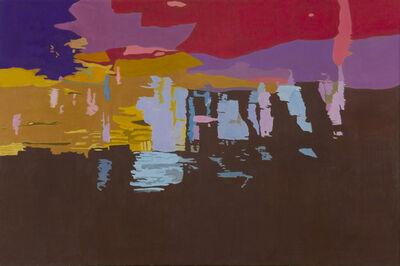 Ralph Wickiser, 'Dark River Bottom', 1997