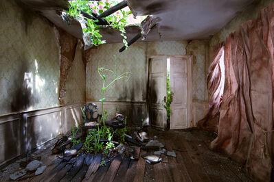 Choki Lindberg, 'Green Room', 2015