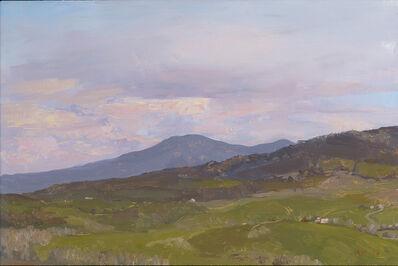 Kenny Harris, 'Mount Amiata (Terra Di Sienna series)', 2013