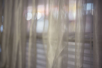 Frank Hallam Day, 'Curtains, Penn Station', 2014