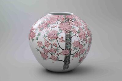 Obata Yuji, 'YAE SAKURA Vase', 2018