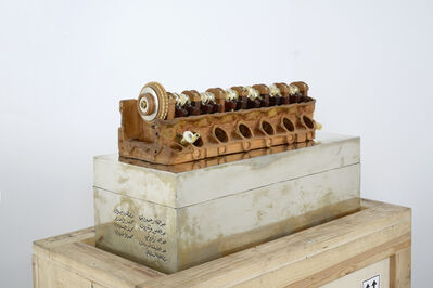'V12 Laraki Right Cylinder Head', 2013