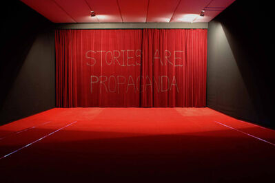 Philippe Parreno And Rirkrit Tiravanija, 'Stories are Propaganda', 2005
