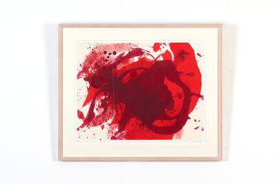 Kazuo Shiraga, 'Untitled ', 2004