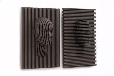 Alejandro Estrada, 'Faces', 2013