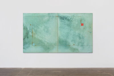 José Bechara, 'Soft Diptych', 2019